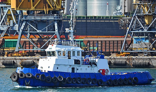Tug Boat or Pushboat | Wilmar Delta Marine Division